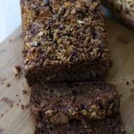 Chocolate Banana Bread Recipes