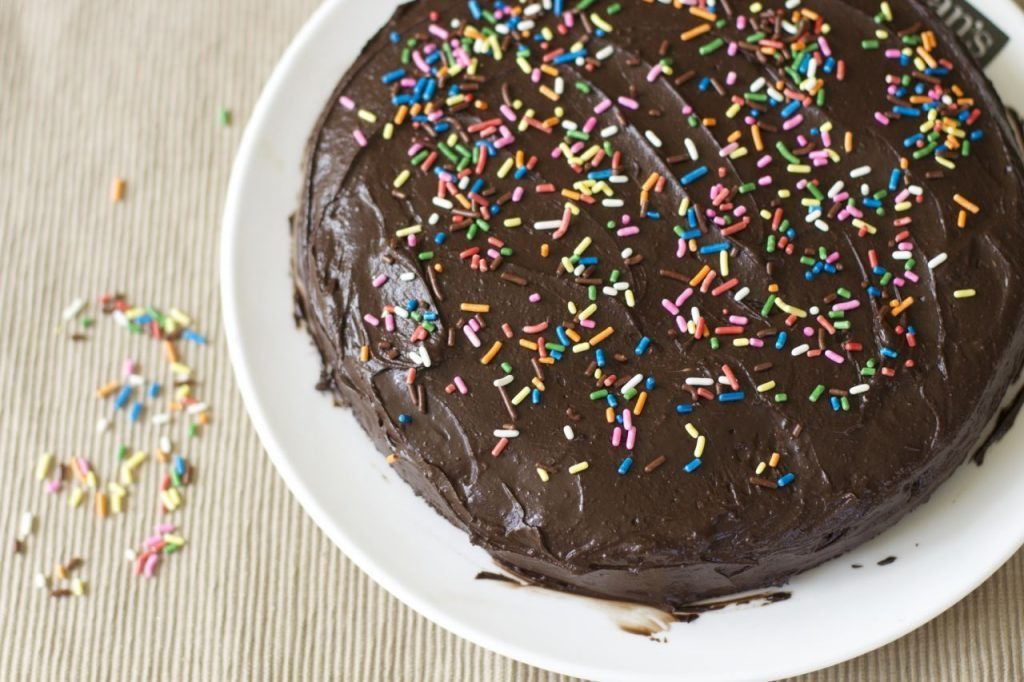 Easy Cake Recipes One bowl chocolate Cake