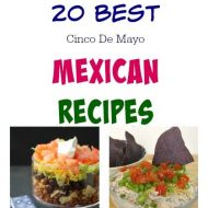 Getting Ready for Cinco De Mayo with Mexican Recipes