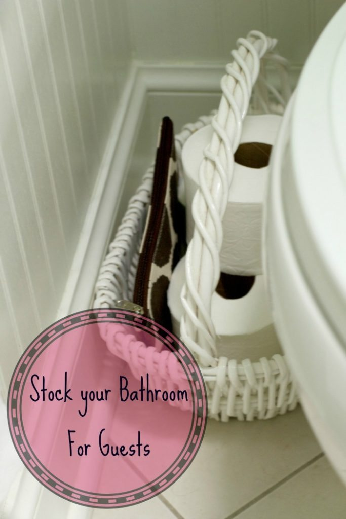 Guest Bathroom Ideas and P&G Deals