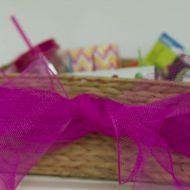Mom's Summer Day Survival Basket Ideas