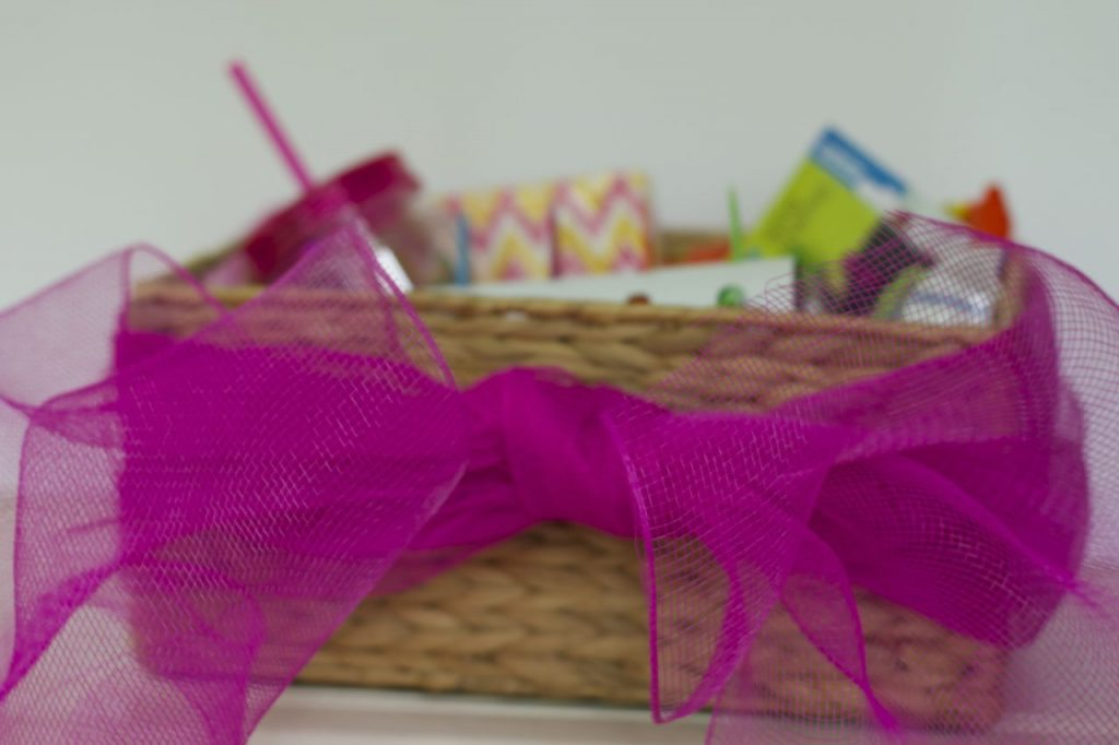 Mom's Summer Day Survival Basket Ideas