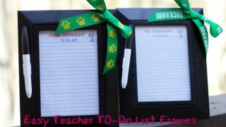 Teacher Appreciation Gift Ideas Under $10