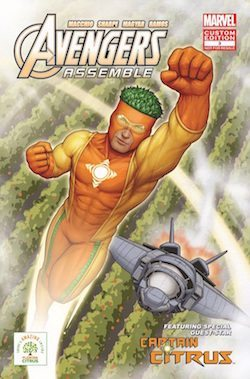 Captain Citrus Chapter 3-2