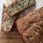 Quick Buttermilk Zucchini Bread Recipe