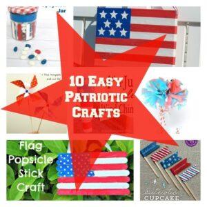 Patriotic Arts and crafts