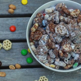 Route 66 Road Trip Snack Mix