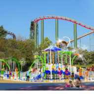 New Water Park Rides at Kings Dominion
