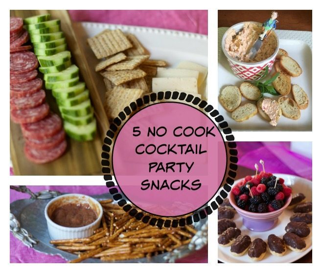5 no cook appetizer ideas for No cook appetizers for thanksgiving