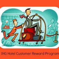 Hotel Rewards Programs: IHG Hotels Summer Promotion