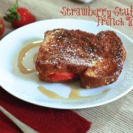 Easy Breakfast Ideas: Strawberry Stuffed French Toast