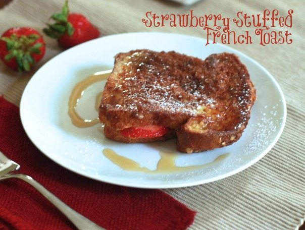 strawberry-french-toast