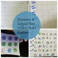 Summer Cleaning Tips With Chore Charts Ideas