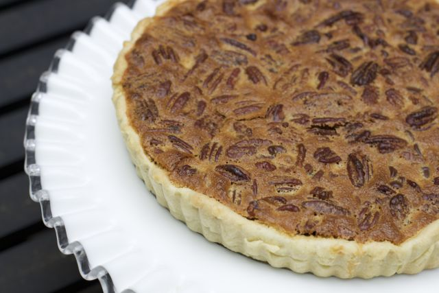 turtle-bourbon-pecan-tart