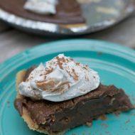 Easy Chocolate Cream Pie Recipe