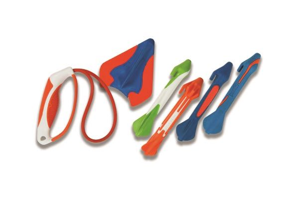 Chuckit-Ultra-Sling-dog-toy-and-darts Toys to keep dogs active