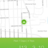 Keeping Track of your Driving with Metromile App #giveaway