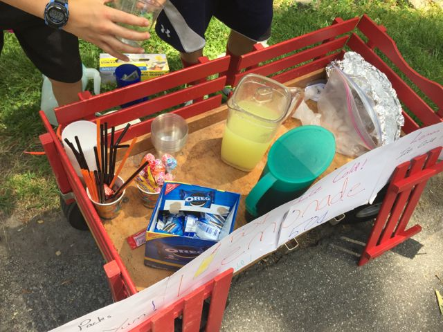 How to Make The Perfect Lemonade Stand takes more than just lemonade