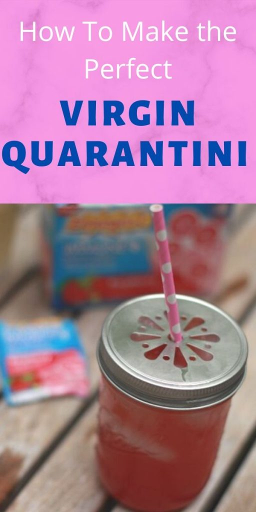 virgin quarantini