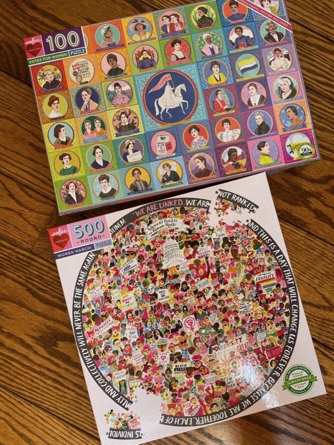 eeboo puzzles