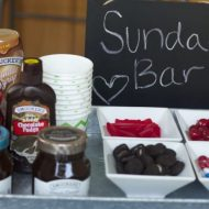 The Ultimate Sundae Bar Party