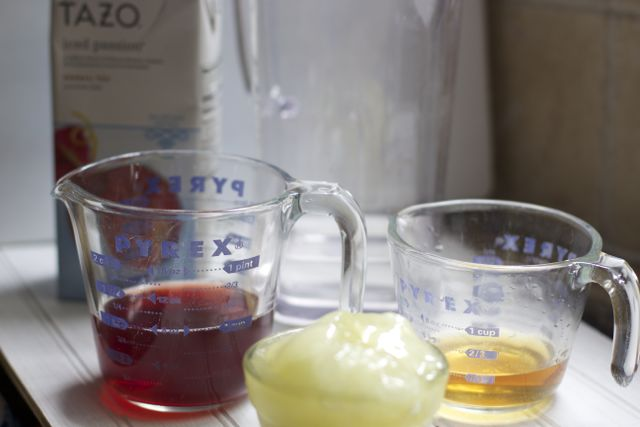 TAZO TEA RECipes