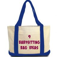 9 Babysitting Bag Ideas All Teen Babysitters Need