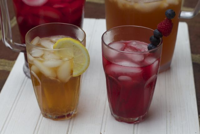 flavored-iced tea