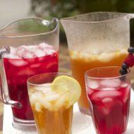 Simple Flavored Iced Teas