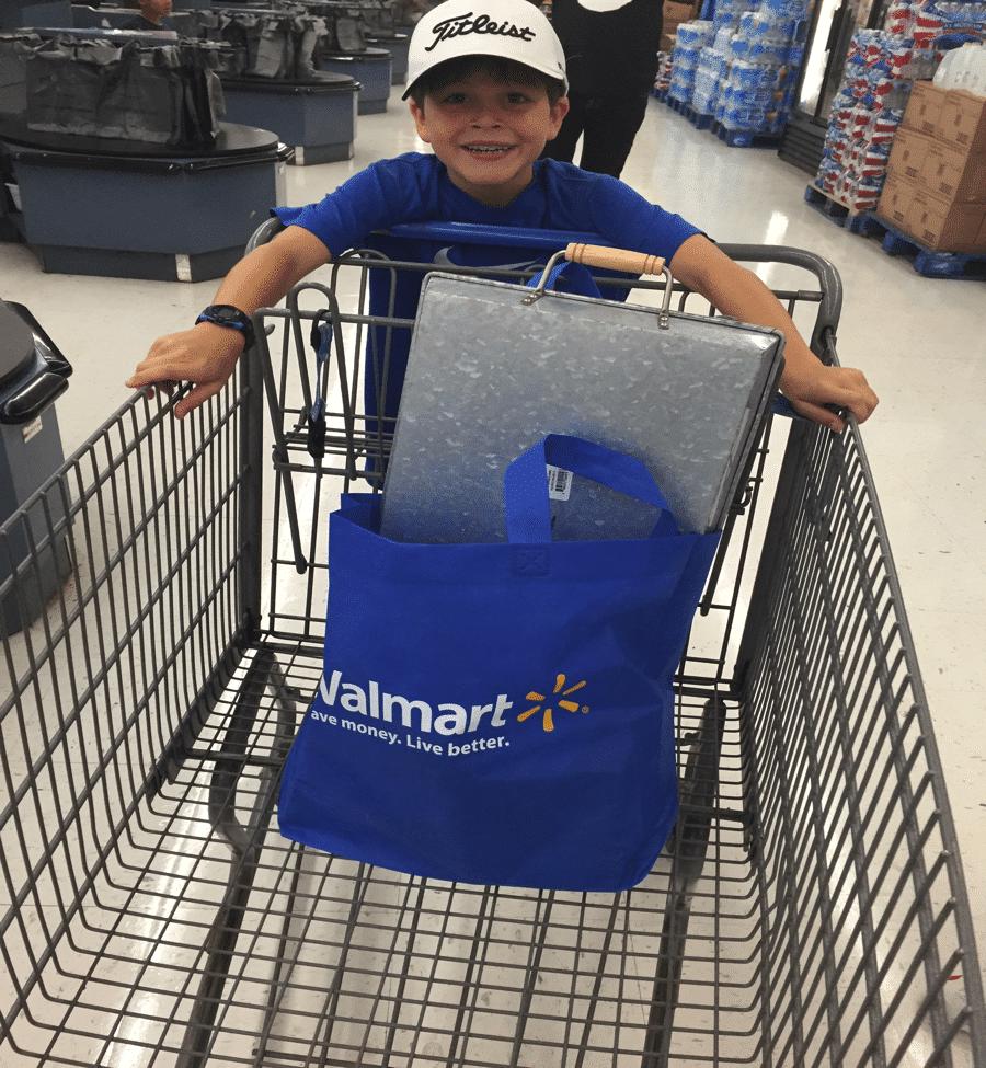 walmart supplies