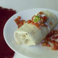 Make Ahead Breakfast Food: Breakfast Burritos