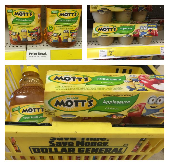 Dollar General Motts Deals