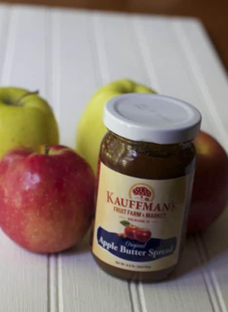 Kauffmans apple butter