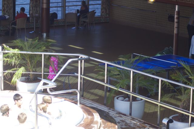 Lido Deck Holland America