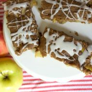 Apple Recipes: Apple Butter Bars Recipe