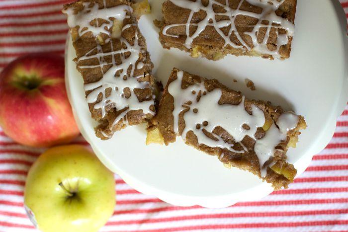 apple bars recipes