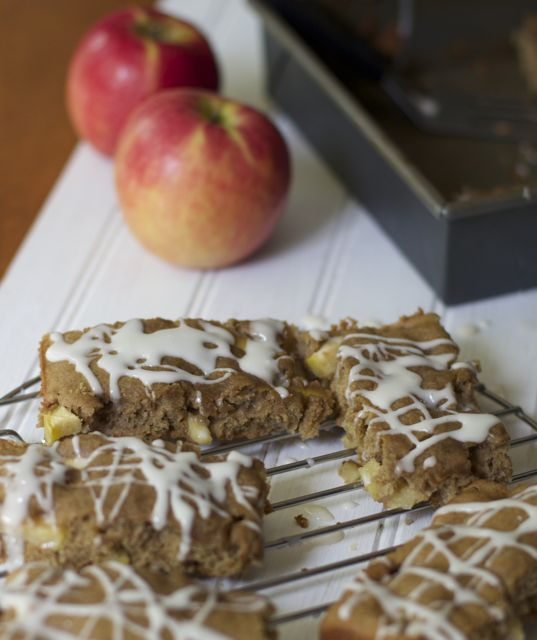 apple butter bars 1