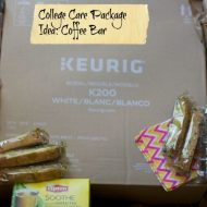 Back to College Care Package Ideas