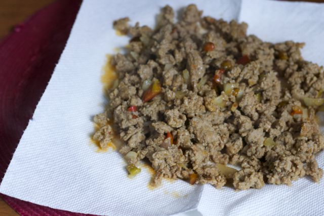 ground turkey sausage-Freezer Food: Breakfast Burritos