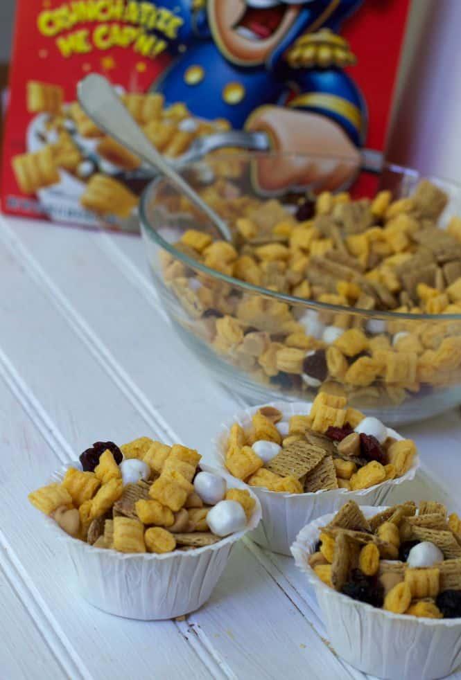 pb&J cereal mix