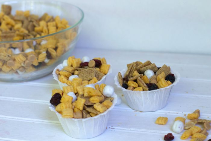 Back To School Snacks Mix– PB & J Trail Mix