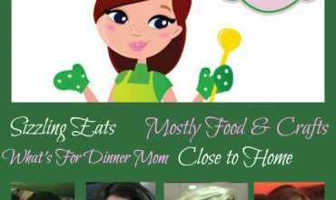 February Recipe and Craft Party #FridayFrenzy