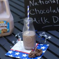 Rocky Road Clusters for National Chocolate Milk Day