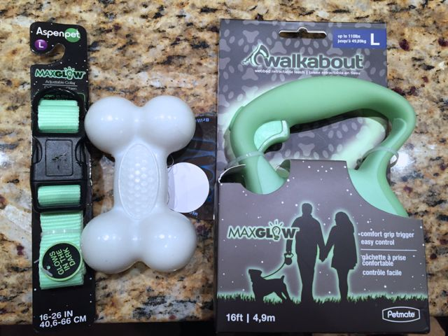MAXGLOW-dog products