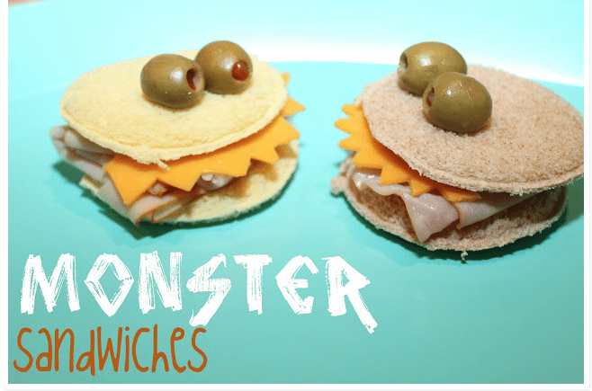 healthy snacks for halloween parties