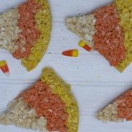 Halloween Food: Halloween Themed Rice Krispie Treats