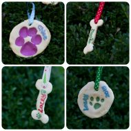 DIY Christmas Ornaments for your Pets
