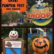 Halloween Activities for Kids #GreatPumpkinFest