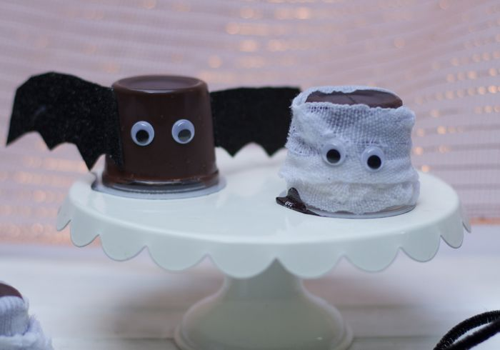 halloween Pudding Cups2