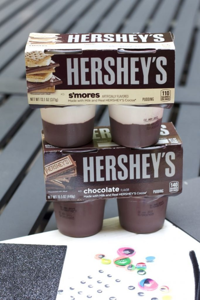 hershey pudding flavors